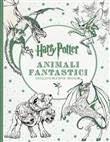 Harry Potter. Animali fantastici. Colouring book