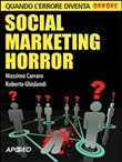 social marketing horror