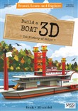 3D boat. The history of ships. Travel, learn and explore. Con Giocattolo