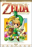 The minish cap. The legend of Zelda