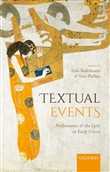 Textual Events