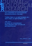 Journal of biological research (2012) Vol. 1