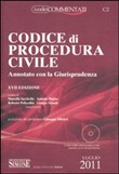 C2 - Codice di procedura civile 2011. Con CD-ROM