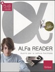 Alfa-Reader Plus. (libro + chiavetta USB + sintesi vocale)