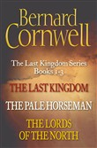 The Last Kingdom Series Books 1-3: The Last Kingdom, The Pale Horseman, The Lords of the North (The Last Kingdom Series)