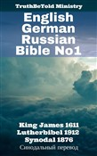 English German Russian Bible No1