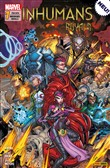 inhumans: royals 1 - die ...