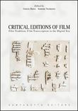 Critical editions of film