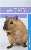 considering a hamster as ...