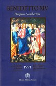 De Servorum Dei Beatificatione et Beatorum Canonizatione. Vol. 4/1