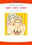 KIDS + COPS = CHAOS (Harlequin Comics)