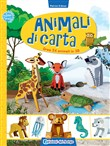 Animali di carta. Crea 24 animali in 3D