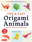 Fun & Easy Origami Animals Ebook