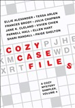 cozy case files: a cozy m...