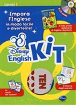 Disney english kit. Impara l'inglese in modo facile e divertente! Con CD Audio