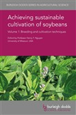 Achieving sustainable cultivation of soybeans Volume 1