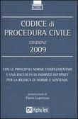 Codice di procedura civile 2009