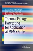 thermal energy harvesting...