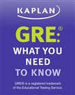 gre: what you need to kno...