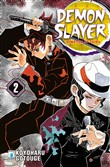 Demon slayer. Kimetsu no yaiba. Vol. 2