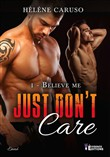 Just don't care tome 1