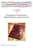 Geography notebooks (2019). Vol. 2/2: Geographical experiences, representations and narratives
