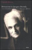 Di traverso in Jacques Derrida
