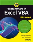 Excel VBA For Dummies