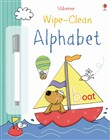 Wipe Clean Books: Alphabet