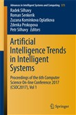 Artificial Intelligence Trends in Intelligent Systems