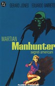 Segreti americani. Martian Manhunter