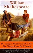 Die lustigen Weiber von Windsor / The Merry Wives Of Windsor - Zweisprachige Ausgabe (Deutsch-Englisch) / Bilingual edition (German-English)