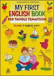 My first english book per tavole tematiche