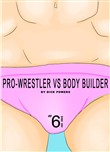 pro-wrestler vs body buil...