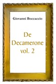 De Decamerone. Vol. 2