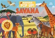 Savana. Natura in pop up!