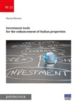 Investment tools for the enhancement of Italian properties