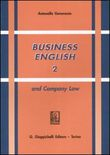 Business english and Company Law Vol. 2
