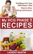 My HCG Phase 1 Recipes