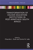 Transformation of Higher Education Institutions in Post-Apartheid South Africa