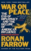 war on peace: the end of ...