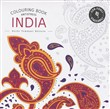India. Colouring book