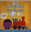 My room. Eco-blocks. Con gadget