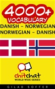4000+ Vocabulary Danish - Norwegian