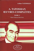 A. TATOSSIAN OEUVRES COMPLÈTES TOME 2