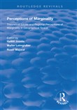 Perceptions of Marginality