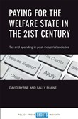 Paying for the welfare state in the 21st century