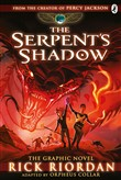The Serpent's Shadow: The Graphic Novel (The Kane Chronicles Book 3)