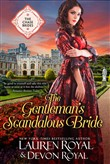 The Gentleman's Scandalous Bride (The Chase Brides, Book 7)