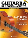 Guitarra de acompanamiento. Con CD-Audio